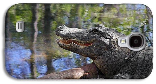 Florida - Where The Alligator Smiles Galaxy S4 Case