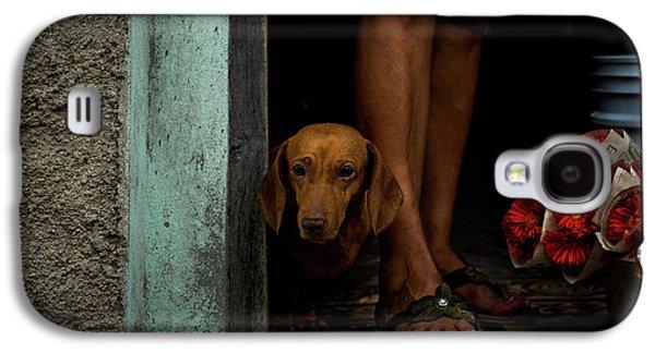 Florist's Dog Galaxy S4 Case
