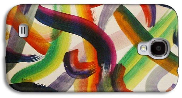 Flow Galaxy S4 Case