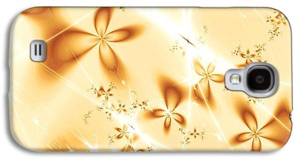 Flower Breeze Galaxy S4 Case