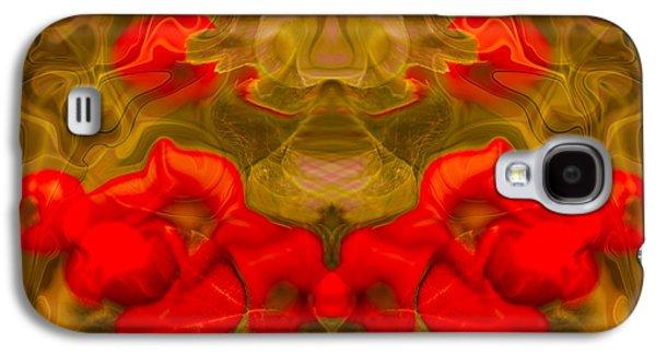 Flower Fairy Galaxy S4 Case