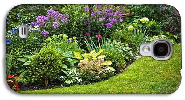 Flower Garden Galaxy S4 Case