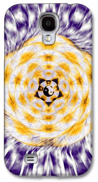 Flowering Emotion Galaxy S4 Case by Derek Gedney