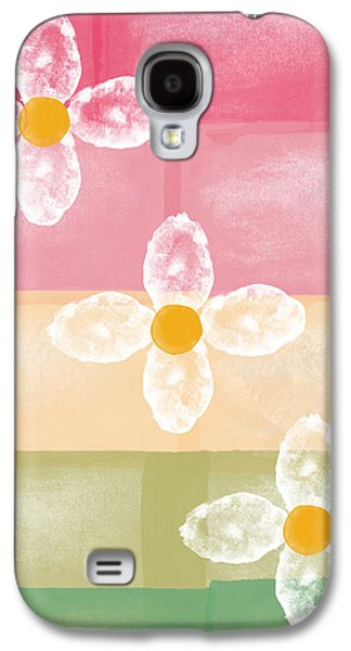 Flowers Galaxy S4 Case by Aged Pixel
