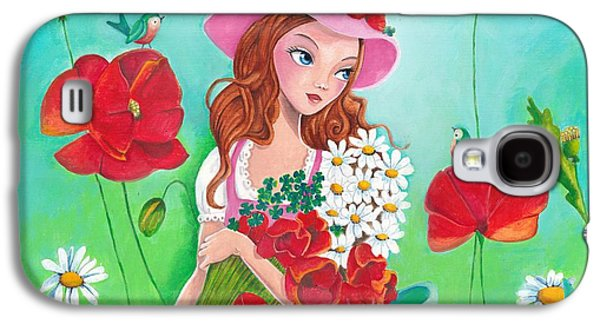Flowers For You Galaxy S4 Case