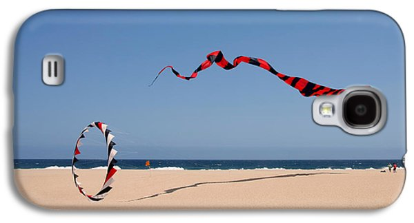 Fly A Kite - Old Hobby Reborn Galaxy S4 Case by Christine Till