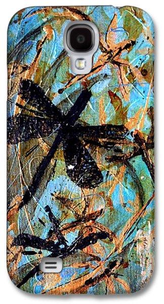 Fly Away Galaxy S4 Case by Jo Anne Wyatt