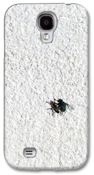 Fly On A Wall Galaxy S4 Case by Alexander Senin