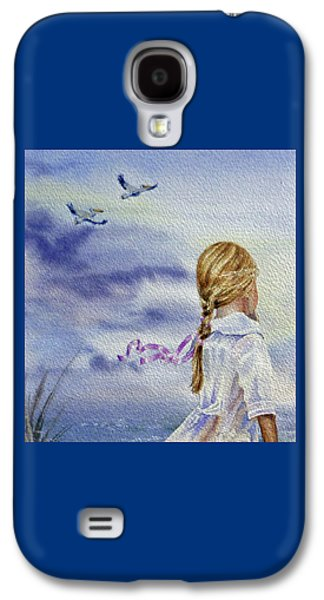Fly With Us Galaxy S4 Case
