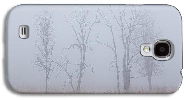 Fog Galaxy S4 Case by Angie Vogel