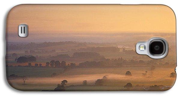 Fog Over A Landscape, Blackmore Vale Galaxy S4 Case