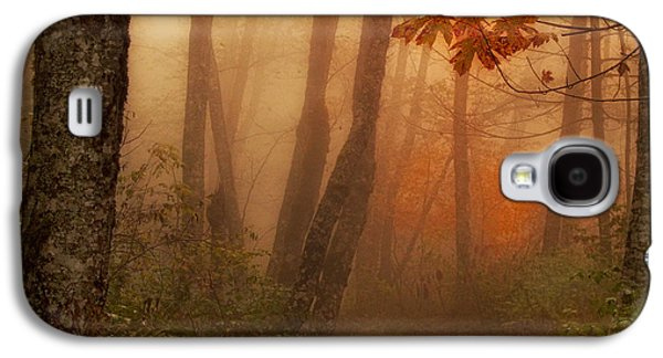 Foggy Autumn Galaxy S4 Case