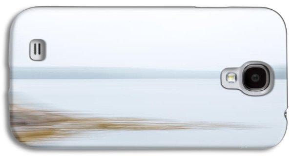 Foggy Bay 1 Galaxy S4 Case by Susan Cole Kelly Impressions