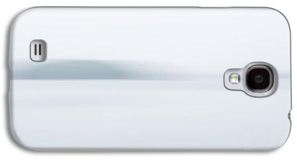 Foggy Bay 2 Galaxy S4 Case by Susan Cole Kelly Impressions