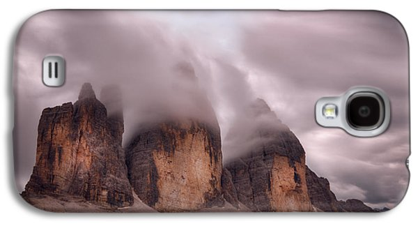 Foggy Cover Galaxy S4 Case