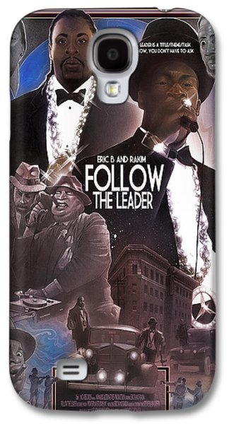 Follow The Leader Galaxy S4 Case by Nelson Dedos Garcia