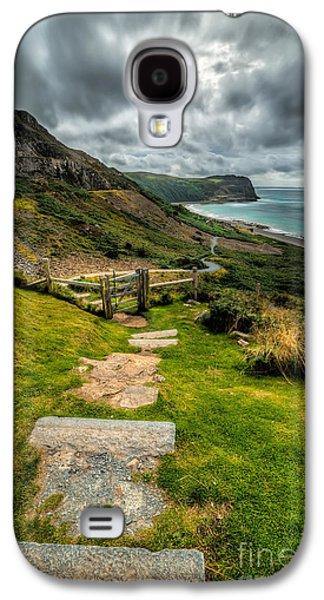 Follow The Path Galaxy S4 Case