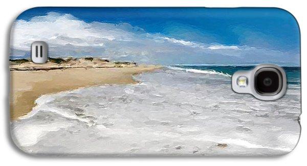 Folly Beach Scenic Walk Galaxy S4 Case