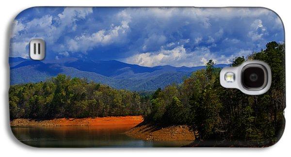 Fontana Lake Storm Galaxy S4 Case