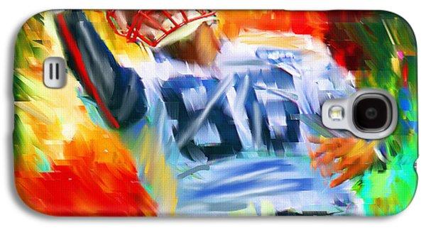Football II Galaxy S4 Case by Lourry Legarde