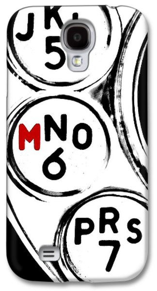 For Murder Galaxy S4 Case by Benjamin Yeager