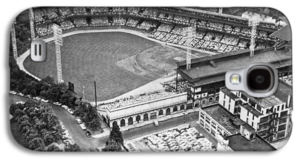 Forbes Field In Pittsburgh Galaxy S4 Case by Underwood Archives