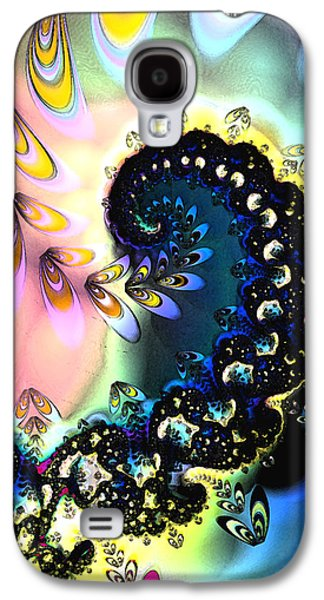 Forest Of Flutters Galaxy S4 Case