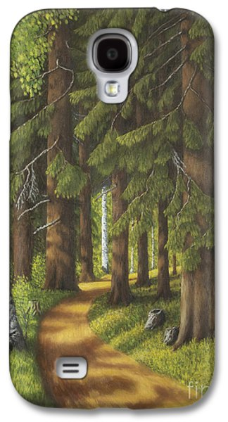 Forest Road Galaxy S4 Case