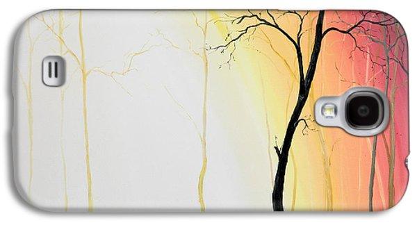 Forest Sunset Galaxy S4 Case by Denisa Laura Doltu