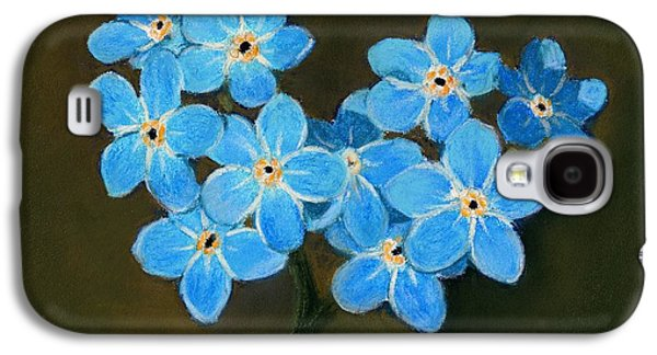 Forget-me-not Galaxy S4 Case