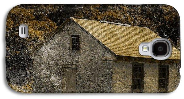 Forgotten Barn Galaxy S4 Case by Marcia Lee Jones