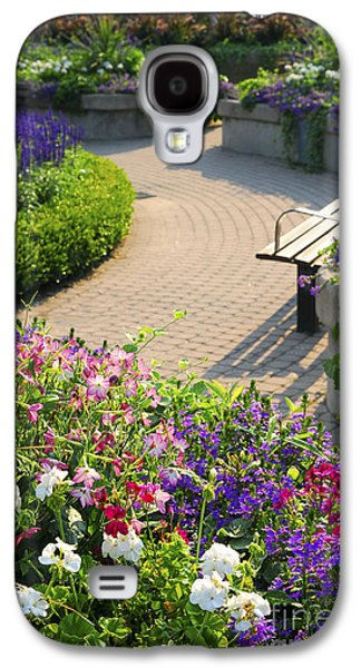 Formal Garden Galaxy S4 Case