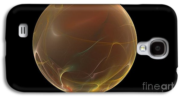Forming Of The Sphere Galaxy S4 Case