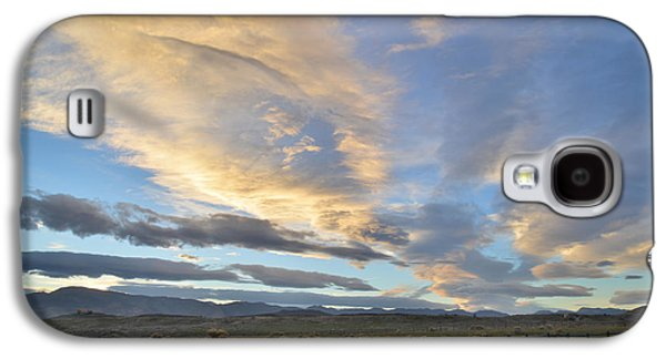Fort Collins Galaxy S4 Case - Fort Collins Sunset by Ray Mathis