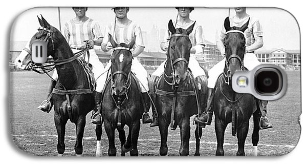 Fort Hamilton Polo Team Galaxy S4 Case by Underwood Archives