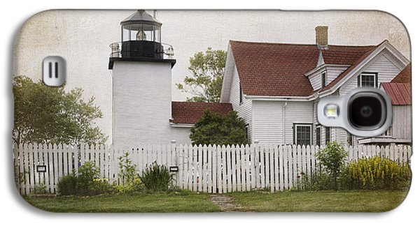 Fort Point Lighthouse Galaxy S4 Case by Joan Carroll
