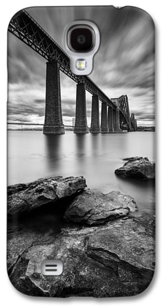 Forth Bridge Galaxy S4 Case by Dave Bowman