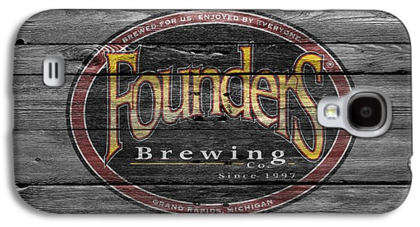 Founders Brewing Galaxy S4 Case by Joe Hamilton