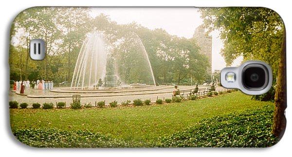 Fountain In A Park, Prospect Park Galaxy S4 Case