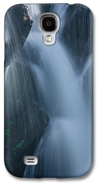 Fountain Nature Galaxy S4 Case