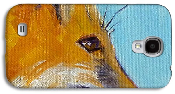 Fox Galaxy S4 Case