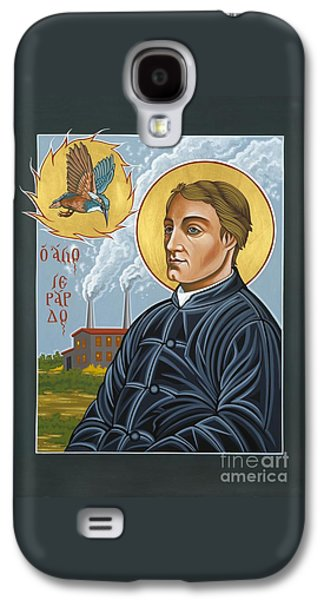 Fr. Gerard Manley Hopkins The Poet's Poet 144 Galaxy S4 Case