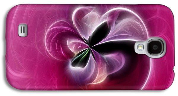 Fractal Delight Galaxy S4 Case