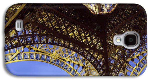 France, Paris, Eiffel Tower Galaxy S4 Case by Panoramic Images