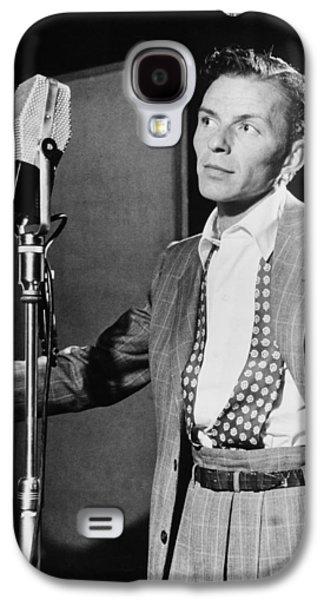 Frank Sinatra Galaxy S4 Case by Mountain Dreams