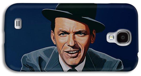 Jazz Galaxy S4 Case - Frank Sinatra by Paul Meijering