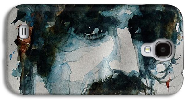 Frank Zappa Galaxy S4 Case by Paul Lovering