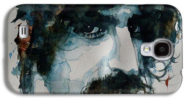 Frank Zappa Galaxy S4 Case by Paul Lovering