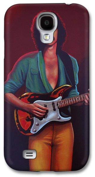 Frank Zappa Galaxy S4 Case by Paul Meijering