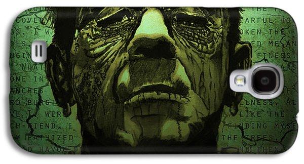 Frankenstein's Monster Dark Variant Galaxy S4 Case